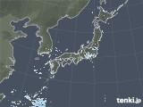 2020年05月29日の雨雲レーダー