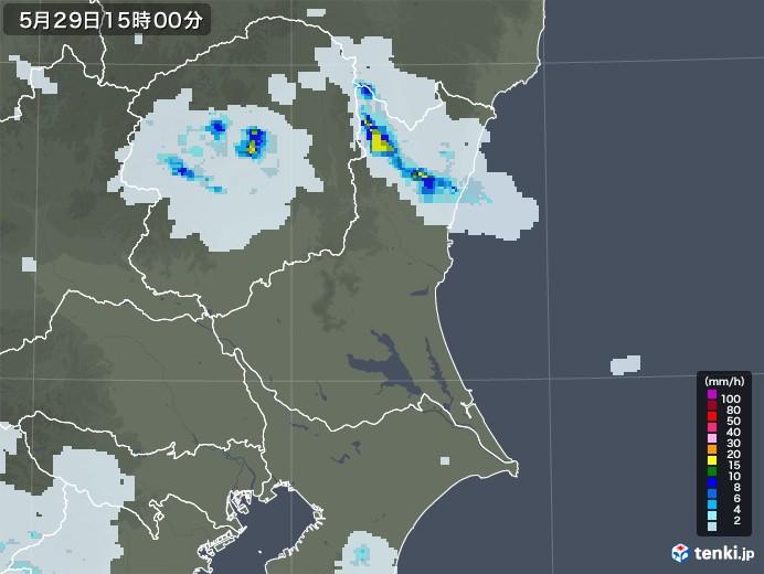 茨城 県 天気 雨雲 レーダー