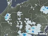 2020年05月29日の長野県の雨雲レーダー