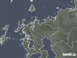 2020年05月29日の佐賀県の雨雲レーダー