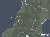 2020年05月29日の山形県の雨雲レーダー