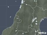 2020年05月30日の山形県の雨雲レーダー