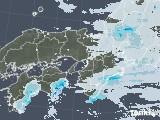 2020年05月31日の近畿地方の雨雲レーダー