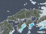 2020年05月31日の中国地方の雨雲レーダー