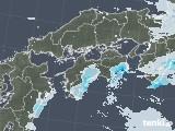 2020年05月31日の四国地方の雨雲レーダー