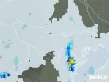 2020年05月31日の東京都の雨雲レーダー