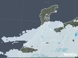 2020年05月31日の石川県の雨雲レーダー