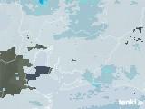 2020年05月31日の愛知県の雨雲レーダー