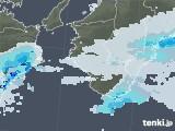 2020年05月31日の和歌山県の雨雲レーダー