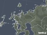 2020年05月31日の佐賀県の雨雲レーダー