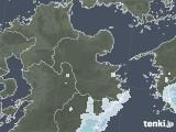 2020年05月31日の大分県の雨雲レーダー