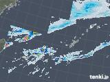 2020年06月01日の沖縄地方の雨雲レーダー
