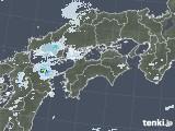 2020年06月01日の四国地方の雨雲レーダー