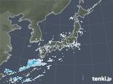 2020年06月01日の雨雲レーダー