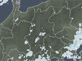 2020年06月01日の長野県の雨雲レーダー