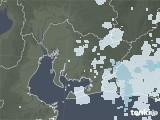 2020年06月01日の愛知県の雨雲レーダー