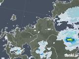 2020年06月01日の福岡県の雨雲レーダー