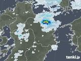 2020年06月01日の大分県の雨雲レーダー