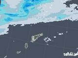 2020年06月01日の鹿児島県(奄美諸島)の雨雲レーダー
