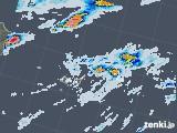 2020年06月01日の沖縄県(宮古・石垣・与那国)の雨雲レーダー