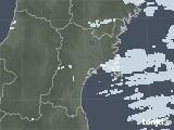 2020年06月01日の宮城県の雨雲レーダー