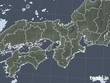 2020年06月02日の近畿地方の雨雲レーダー