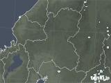 2020年06月02日の岐阜県の雨雲レーダー