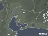 2020年06月02日の愛知県の雨雲レーダー