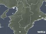 2020年06月02日の奈良県の雨雲レーダー