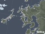 2020年06月02日の長崎県の雨雲レーダー