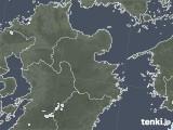 2020年06月02日の大分県の雨雲レーダー