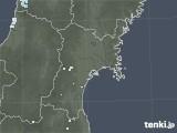 2020年06月02日の宮城県の雨雲レーダー