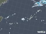 2020年06月03日の沖縄地方の雨雲レーダー