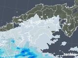 2020年06月03日の四国地方の雨雲レーダー