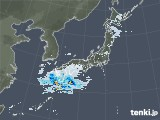 2020年06月03日の雨雲レーダー