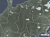 2020年06月03日の長野県の雨雲レーダー