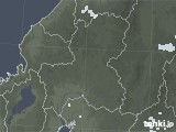 2020年06月03日の岐阜県の雨雲レーダー