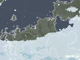 2020年06月03日の福岡県の雨雲レーダー