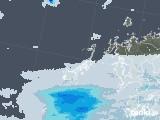 2020年06月03日の長崎県(五島列島)の雨雲レーダー