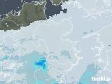 2020年06月03日の大分県の雨雲レーダー