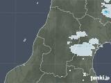 2020年06月03日の山形県の雨雲レーダー