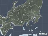 2020年06月04日の関東・甲信地方の雨雲レーダー