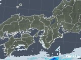 2020年06月04日の近畿地方の雨雲レーダー