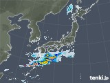 2020年06月04日の雨雲レーダー