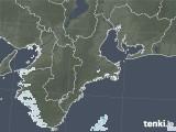 2020年06月04日の三重県の雨雲レーダー
