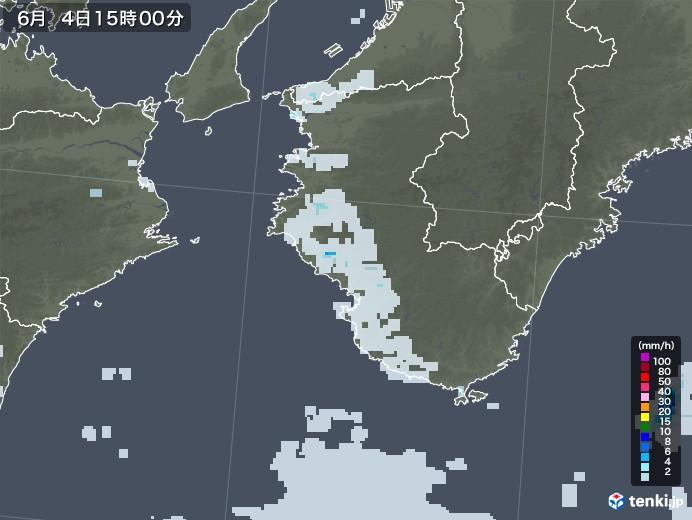和歌山 県 雨雲 レーダー