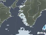 2020年06月04日の和歌山県の雨雲レーダー