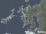 2020年06月04日の長崎県の雨雲レーダー