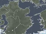 2020年06月04日の大分県の雨雲レーダー