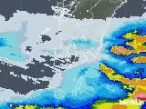 2020年06月04日の鹿児島県の雨雲レーダー